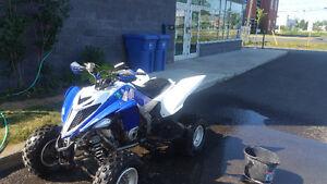 Yamaha raptor 700r 2013