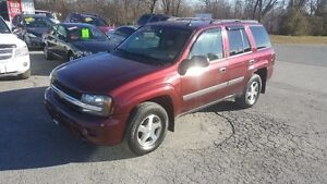 CHEVROLET TRAILBLAZER SUV *** CERTIFIED *** $4995