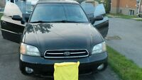 2001 Subaru Legacy Coupe (2 door)