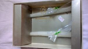 Wedding Candles and Guestbook, Cala Lilly, New Kitchener / Waterloo Kitchener Area image 4