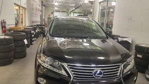 2013 Lexus RX black SUV, Crossover