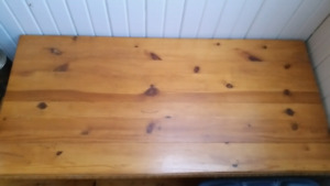 Coffee Table, Wooden Antique Style