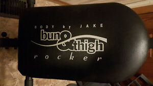 Bun and Thigh Rocker, from Body By Jake Cambridge Kitchener Area image 3