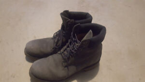 Timberland Size 12 Blue boots for sale