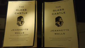 Glass Castle Book - 2 to sell