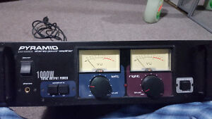 DJ AMP FOR SALE OR TRADE