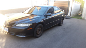 2004 Mazda 6 Gs NEED GONE!
