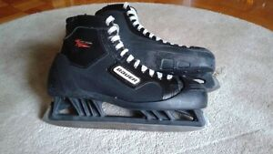 Patins de gardien de but Bauer