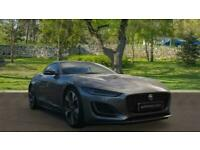 2021 Jaguar F-TYPE 5.0 P450 S/C V8 First Edition Automatic Petrol Coupe
