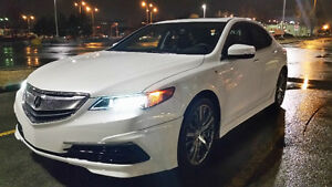 Acura TLX V6 - SH AWD A-SPEC 2016 LEASE GUARD *UNIQUE*