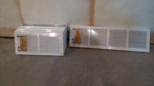 metal air vent grills