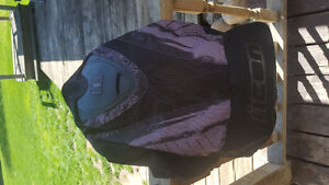 brand new icon men's large jacket $100 or best offer