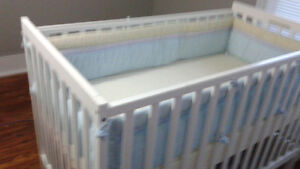 Crib, Mattress, Swing, Baby Seat for an adult bike