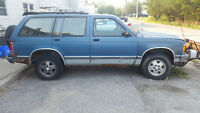 1992 GMC Jimmy Other