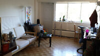 Great 2.5/bachelor apartment for rent