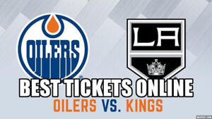 ✯✯Edmonton Oilers vs. Los Angeles Kings SAT Oct 5 8PM✯✯