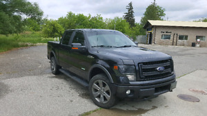 2014 Ford F-150 FX4 EcoBoost
