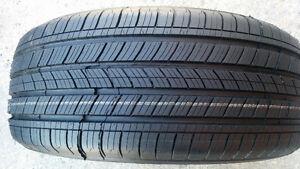 4 x 235/55R17 (99H) Michelin all season tires, 100% tread.