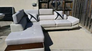Sectional sofa SOLD
