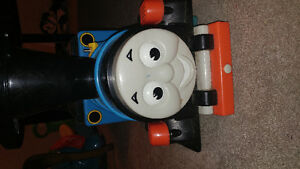 Thomas the tank engine and tracks power opperated