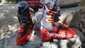Dynafit ski boots touring light brand new