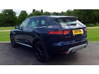 2017 Jaguar F-PACE 3.0 Supercharged V6 S 5dr AWD Automatic Petrol Estate