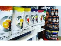 SPORT SUPPLEMENTS & HEALTH FOOD STORE / MASS GAINERS / PRE-WORKOUTS / AMINO ACIDS / PROTEIN POWDERS