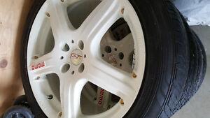 Set of Tire