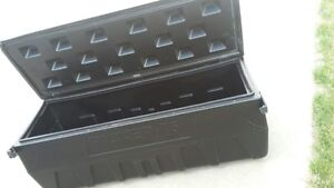 """Excellent lockable box for all your camping gear 52""""x19""""x19"""""""