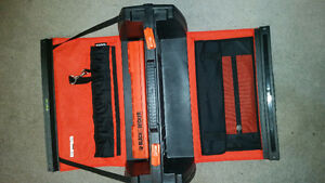 Brand new Black & Decker tool box can also hang on your wall.... London Ontario image 2