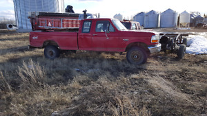 1997 F250 for parts