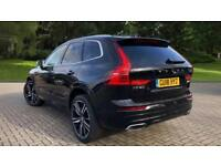 2018 Volvo XC60 2.0 D5 AWD PowerPulse R-Design Automatic Diesel Estate