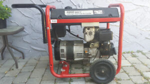 5200W Porter Cable Generator