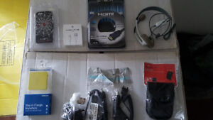 Iphone cable/case, PSP, electronics and more