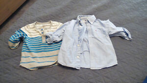 Various 2T clothing and 18-24 months