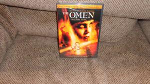 SEALED DVD THE OMEN 2006 VERSION JULIA STILES MIA FARROW HORROR