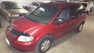 2005 Dodge Caravan SAFETY AND E-TEST DONE