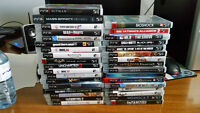 Selling Ps3, 3 controllers, Headset, 37 games,