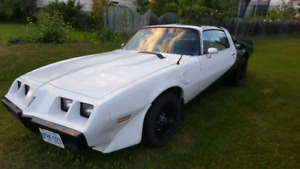 1981 firebird  for sale or trade