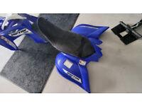 Raptor 700 r plastics