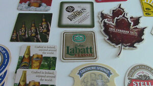 Beer Coasters, Lots of Variety, Old & New Kitchener / Waterloo Kitchener Area image 8