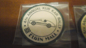 Annual Kub  Kar Rally Elgin Mall
