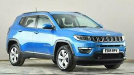 image for 2018 Jeep Compass 1.4 Multiair 140 Longitude 5dr [2WD] FourByFour petrol Manual