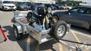 Adapt-X Aluminum Trailers by Apogee Trailers