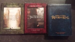 Lord of the Rings Trilogy - DVD