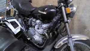 1981 kawi 650 all parts avail or take whole no ownership