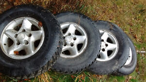 Dodge rims Williams Lake Cariboo Area image 2