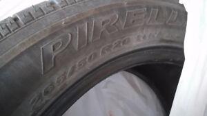 Pirelli Snow Scorpion Winter tires for SUV/Truck