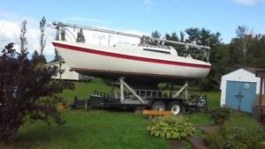 26 foot Tanzer Sailboat for sale