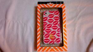 dabneylee iPhone 5 case - pink lips